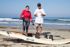 ISA - Clinic Adaptive Surfboards