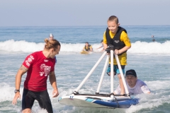 ISA - Clinic Adaptive Surfboards Standing Isa