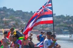 Team Hawaii. Photo: Maria Fernanda Bastidas