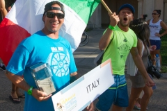 Team Italy. Photo: ISA / Reynolds