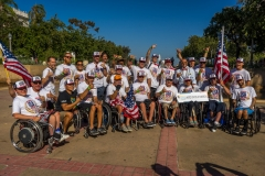 Team USA with ISA President Fernando Aguerre. Photo: ISA / Evans