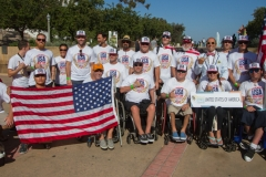 Team USA with ISA President Fernando Aguerre. Photo: ISA / Reynolds