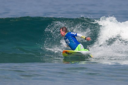 Day 1 of Competition – 2015 ISA World Adaptive Surfing Championship