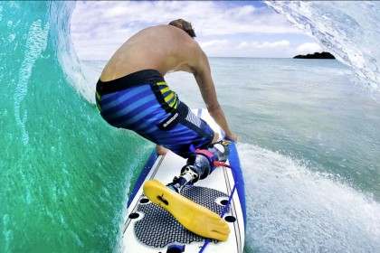 WORLD'S BEST ADAPTIVE SURFERS SET TO CONVERGE IN LA JOLLA, CALIFORNIA FOR 2015 ISA WORLD ADAPTIVE SURFING CHAMPIONSHIP PRESENTED BY CHALLENGED ATHLETES FOUNDATION, HURLEY, STANCE AND CITY OF SAN DIEGO