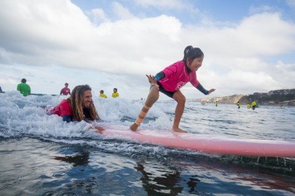 HONORARY COMMITTEE FOR THE 2015 ISA WORLD ADAPTIVE SURFING CHAMPIONSHIP PRESENTED BY CHALLENGED ATHLETES FOUNDATION, HURLEY, STANCE AND THE CITY OF SAN DIEGO PROVIDES FURTHER BOOST FOR INAUGURAL EVENT