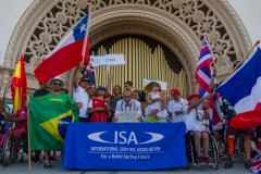 ISA - Opening Ceremony. Photo: ISA