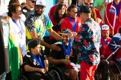 Gold Medalists Team Brazil. PHOTO: ISA / Chris Grant