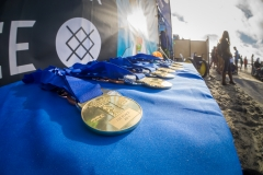 Medals. PHOTO: ISA / Evans