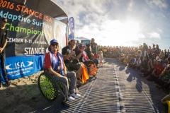 Prone Finalists. PHOTO: ISA / Evans