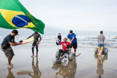 Team Brazil. PHOTO: ISA / Chris Grant