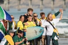 Team South Africa. PHOTO: ISA / Chris Grant