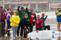 Team Australia. PHOTO: ISA / Reynolds
