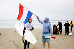 Team France. PHOTO: ISA / Chris Grant