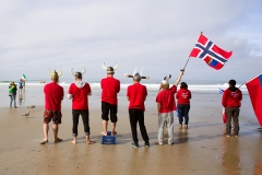 Team Norway. PHOTO: ISA / Chris Grant