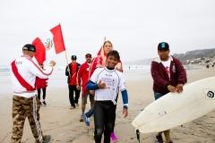 Team Peru. PHOTO: ISA / Chris Grant
