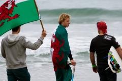 Team Wales. PHOTO: ISA / Chris Grant