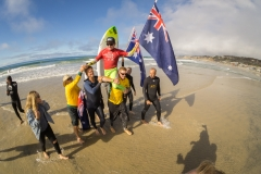AUS - Mark Stewart. PHOTO: ISA / Evans