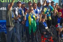 BRA - Team Medalists. PHOTO: ISA / Reynolds