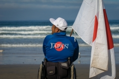 JPN - Support. PHOTO: ISA / Evans