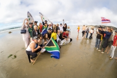 Team South Africa. PHOTO: ISA / Evans