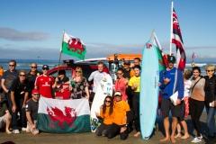 Team Hawaii. PHOTO: ISA / Reynolds