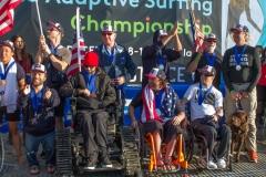 Team USA bronze medalist. PHOTO: ISA / Reynolds