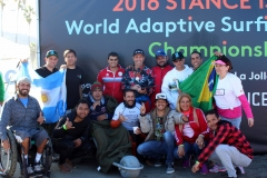 ISA President Fernando Aguerre and Competitors. PHOTO: ISA