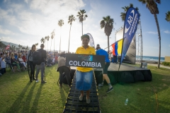 Team Colombia. PHOTO: ISA / Evans