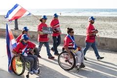 Team Costa Rica. PHOTO: ISA / Chris Grant