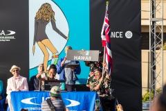 Team Hawaii. PHOTO: ISA / Chris Grant