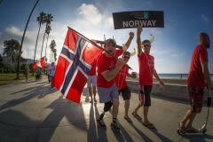 Team Norway. PHOTO: ISA / Evans