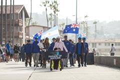 Parade Of Nations. PHOTO: ISA / Chris Grant
