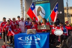 Team Chile. PHOTO: ISA / Reynolds
