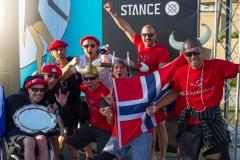 Team Norway. PHOTO: ISA / Reynolds