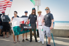 Team Wales with ISA President Fernando Aguerre. PHOTO: ISA / Evans