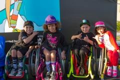 Wheelchair Dance Team. PHOTO: ISA / Reynolds
