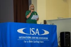 RSA - Sandy Coffey. PHOTO: ISA / Evans