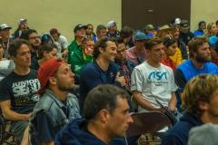 Symposium Q&A. PHOTO: ISA / Evans