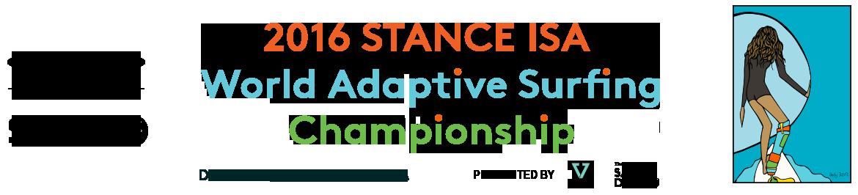 2016 Stance ISA World Adaptive Surfing Championship