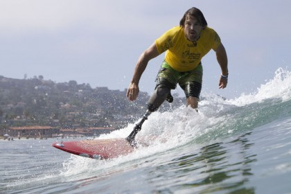 Ground-breaking 2016 Stance ISA World Adaptive Surfing Championship Returns to La Jolla, California for Second Consecutive Year