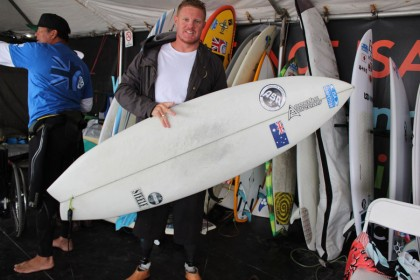 Adaptive Surfboards of the 2016 Stance ISA World Adaptive Surfing Championship