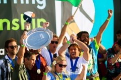 Team Brazil. Winner of the Gold Medal. Photo: ISA / Grant