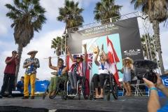 Women As3 Podium. PHOTO: ISA / Sean Evans
