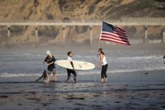 USA - Dani Burt. PHOTO: ISA / Sean Evans
