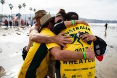 Lifestyle Team Australia. PHOTO: ISA / Chris Grant
