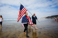 USA - Dani Burt. PHOTO: ISA / Chris Grant