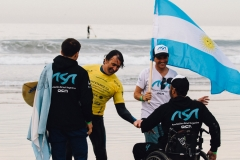 Team Argentina. PHOTO: ISA / Chris Grant