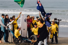 Team Australia. PHOTO: ISA / Chris Grant