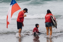 Team Chile. PHOTO: ISA / Chris Grant