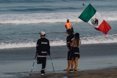 Team Mexico. PHOTO: ISA / Chris Grant